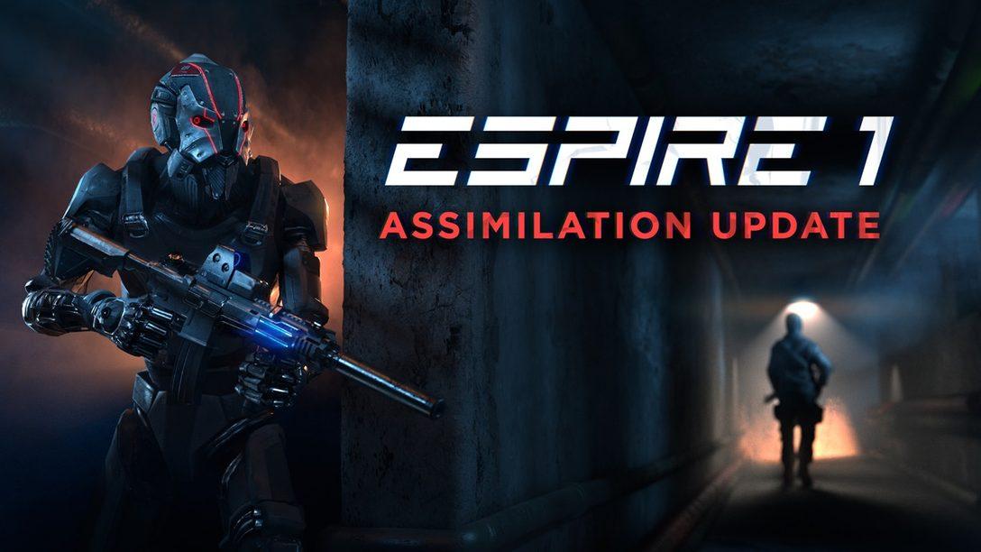 Esto es lo Nuevo que Trae la Actualización Assimilation a Espire 1: VR Operative