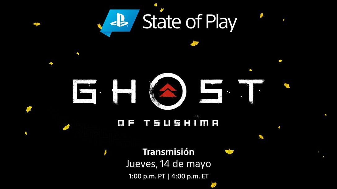 El Episodio de este Jueves de State of Play Estará Dedicado a Ghost of Tsushima
