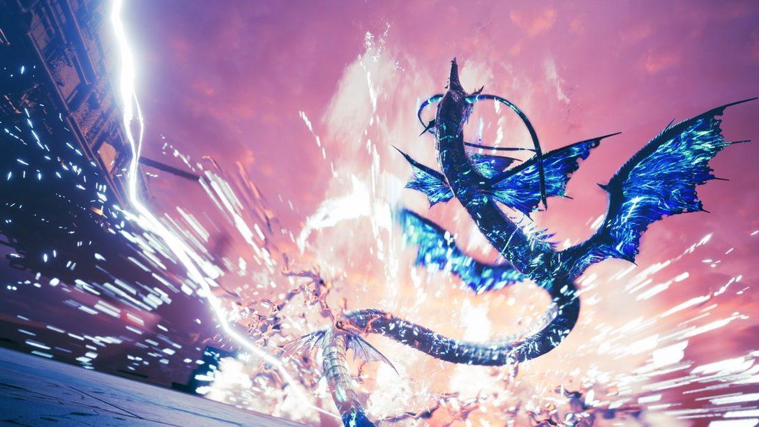 Así es como Square Enix creó las Invocaciones en Final Fantasy VII Remake