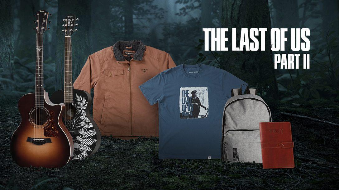 Nueva mercancía oficial de The Last of Us Part II