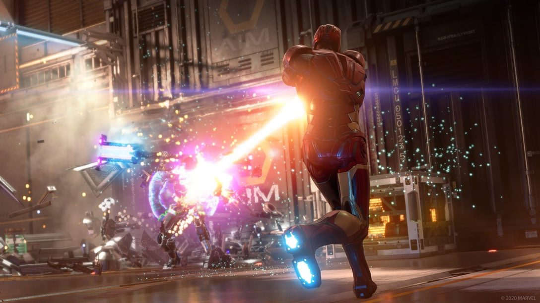 Marvel's Avengers confirmado como actualización gratuita para PS5