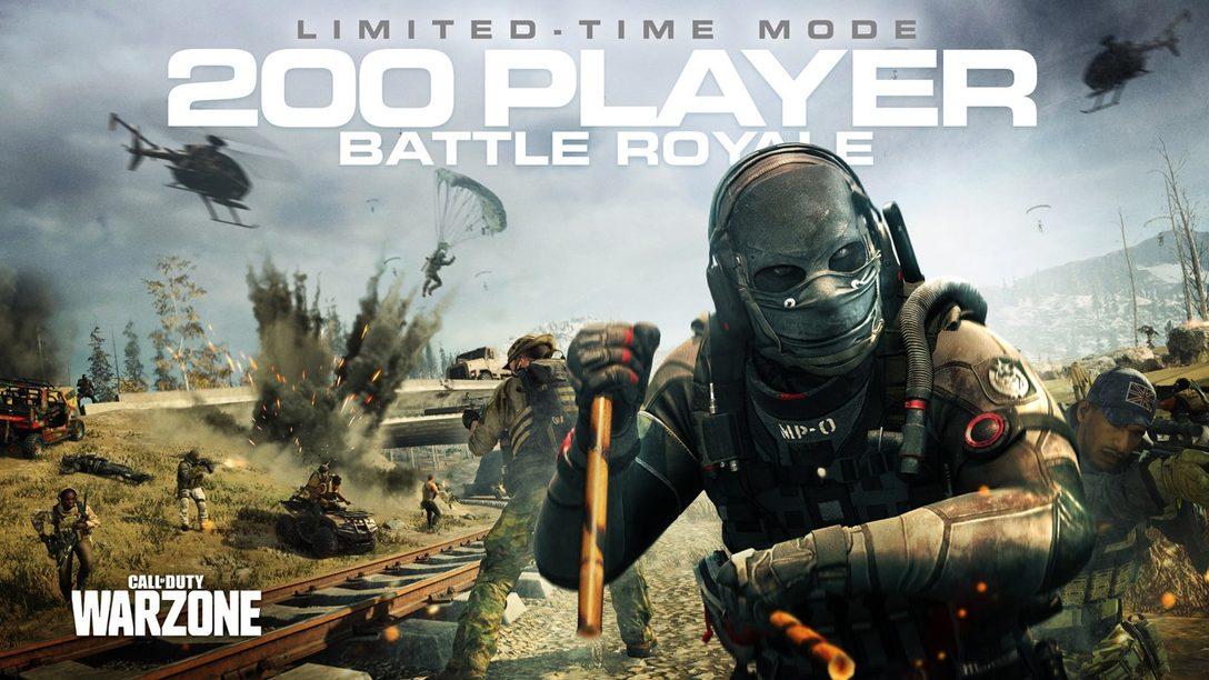 Call of Duty: Modern Warfare Season Four Reloaded agrega Wazone para 200 jugadores y más