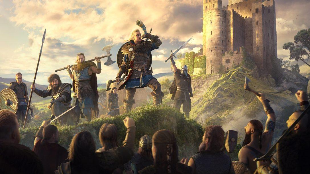 Assassin's Creed Valhalla pondrá a prueba tu temple