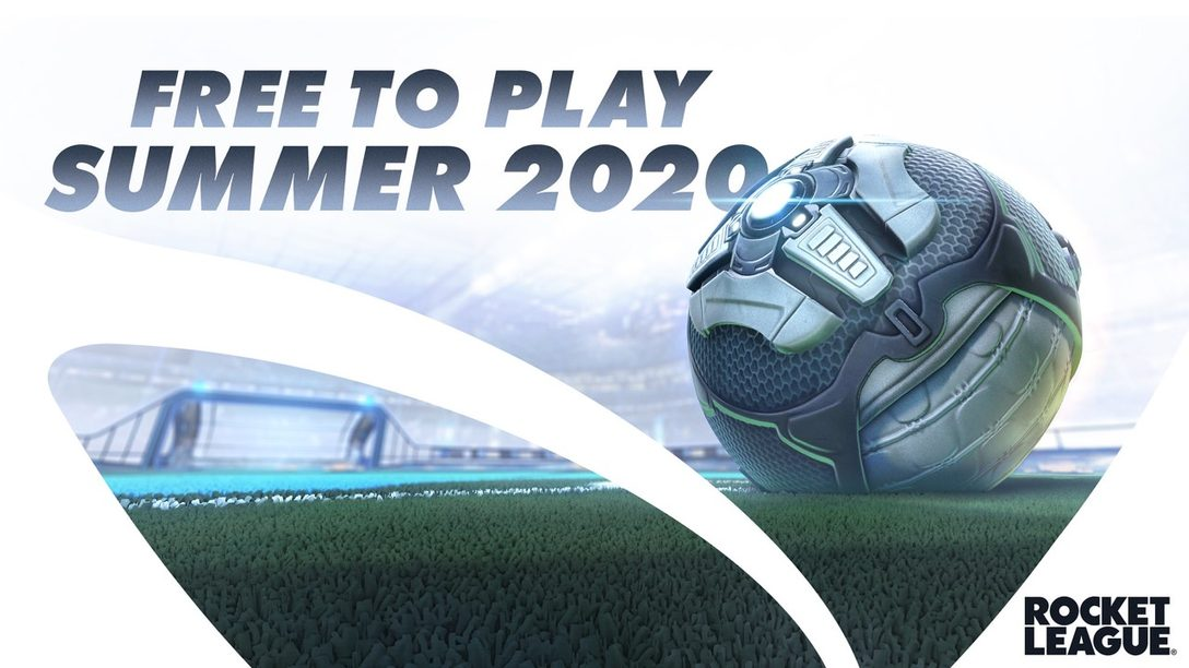 Rocket League se podrá jugar gratis este año