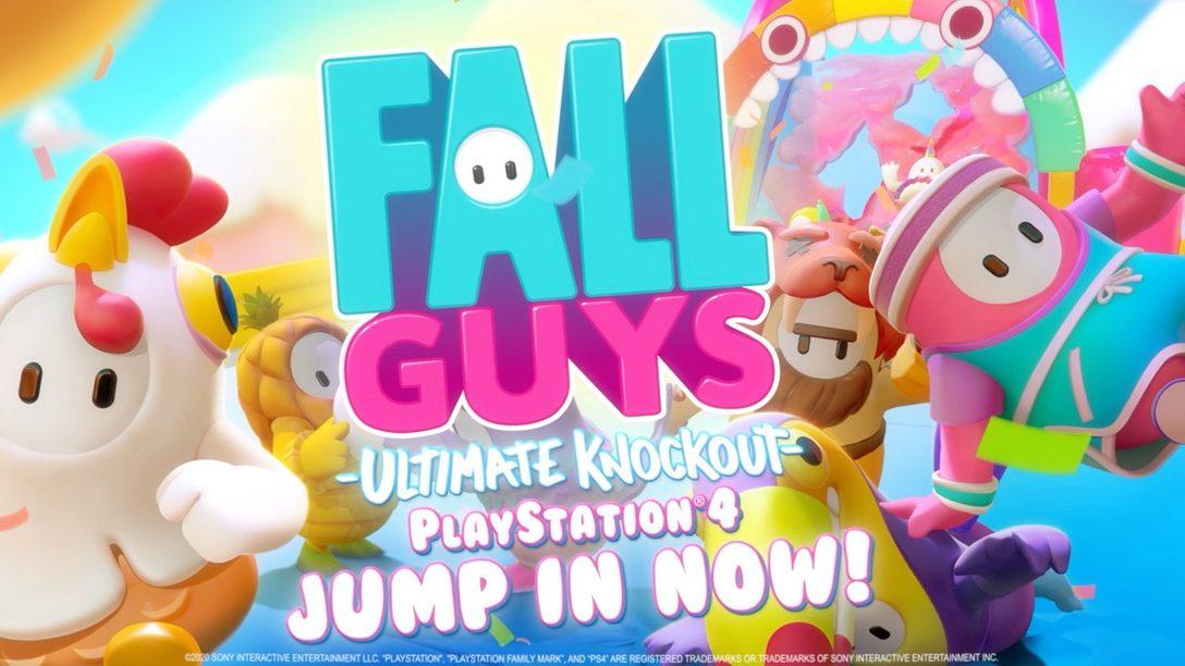 Los mejores tres consejos para avanzar en Fall Guys: Ultimate Knockout