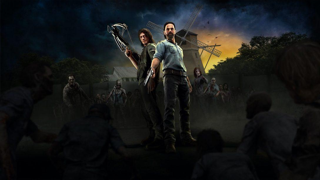 The Walking Dead Onslaught se lanzará en PS VR el 29 de septiembre