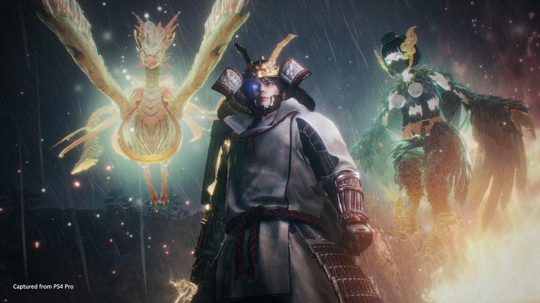Así es como Team Ninja creó la expansión The Tengu's Disciple de Nioh 2