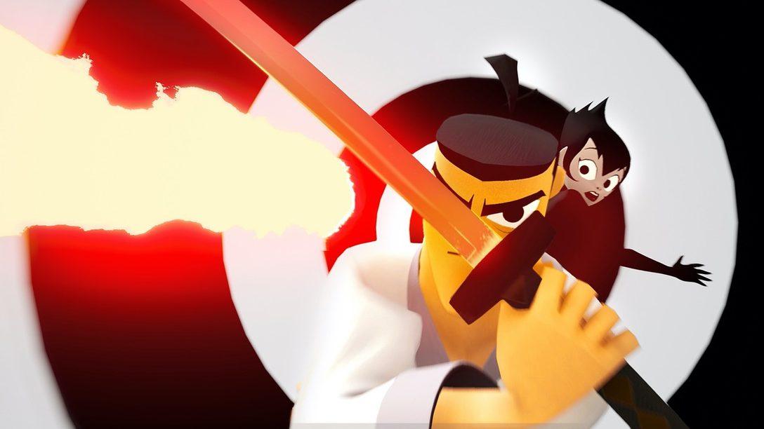 Regresando al mundo de Samurai Jack