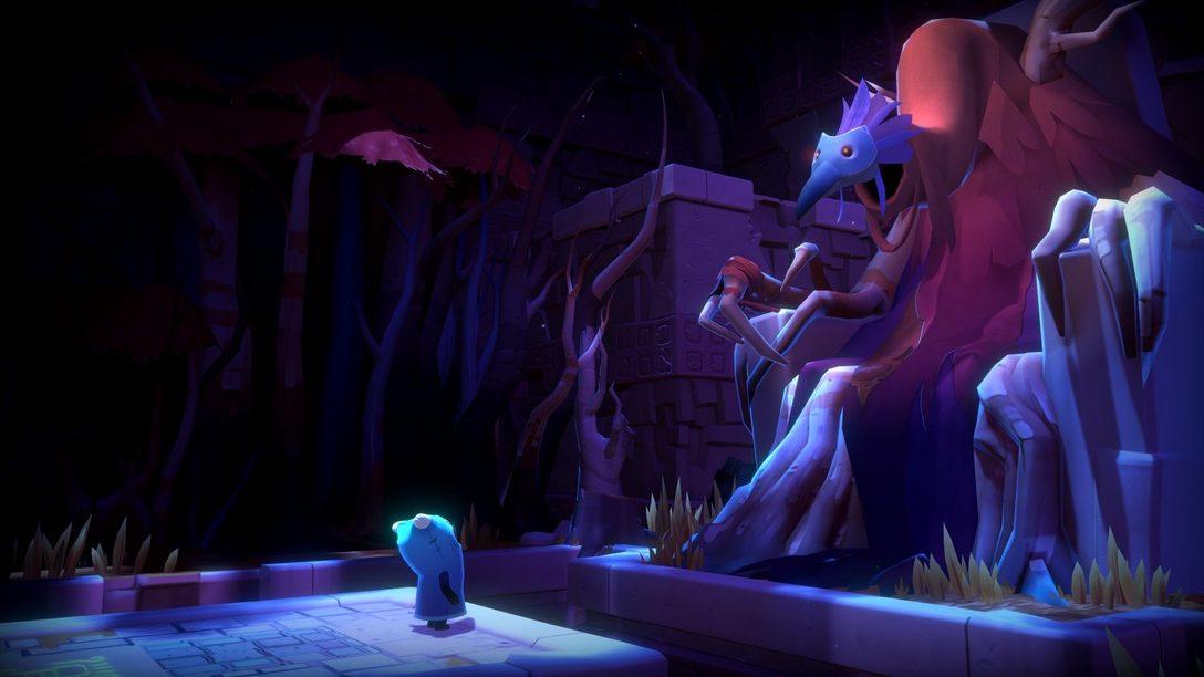 Navega el mundo de puzles de The Last Campfire, disponible mañana en PS4