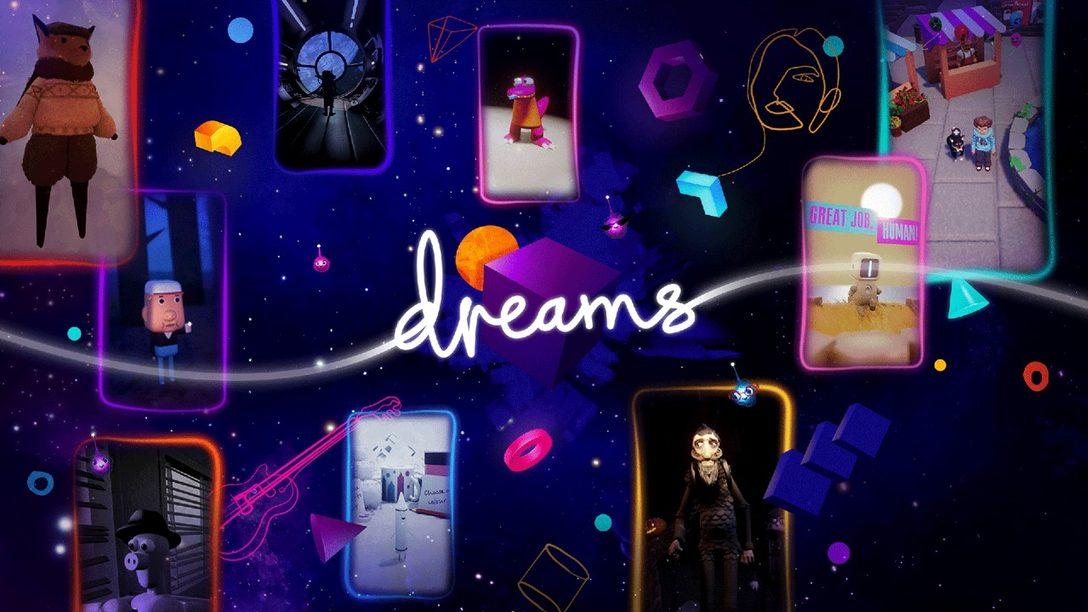 ¿Qué hay de nuevo en Dreams? Destacados VR de Media Molecule y más