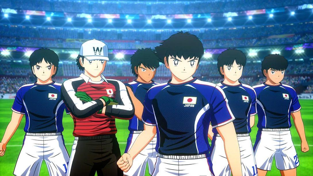 Guía de principiantes para Captain Tsubasa: Rise of New Champions que se lanza hoy