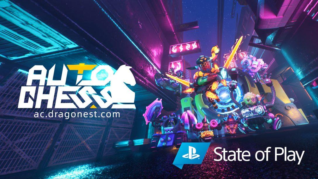 Auto Chess llega a PlayStation 4 en octubre del 2020