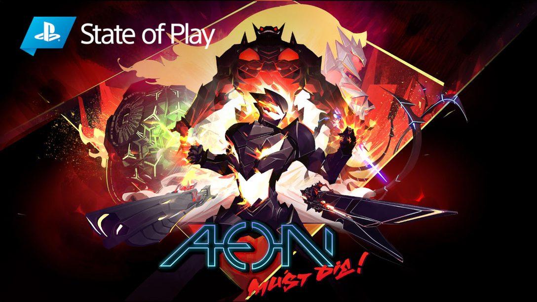 Aeon Must Die! hace arder la galaxia en PlayStation 4