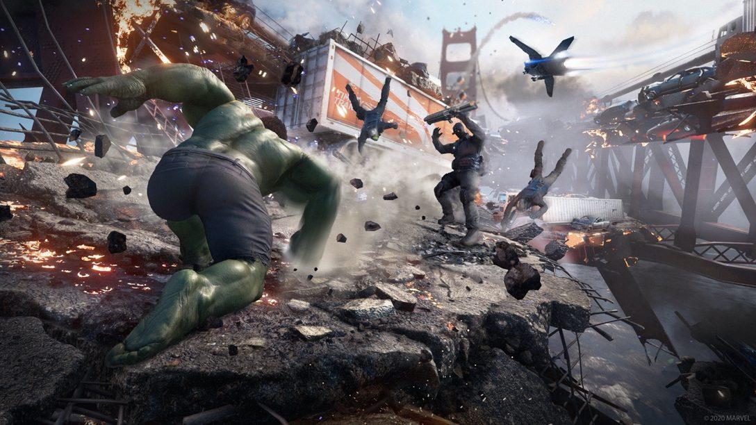 Consejos y trucos para el fin de semana de la Beta de Marvel's Avengers para PlayStation