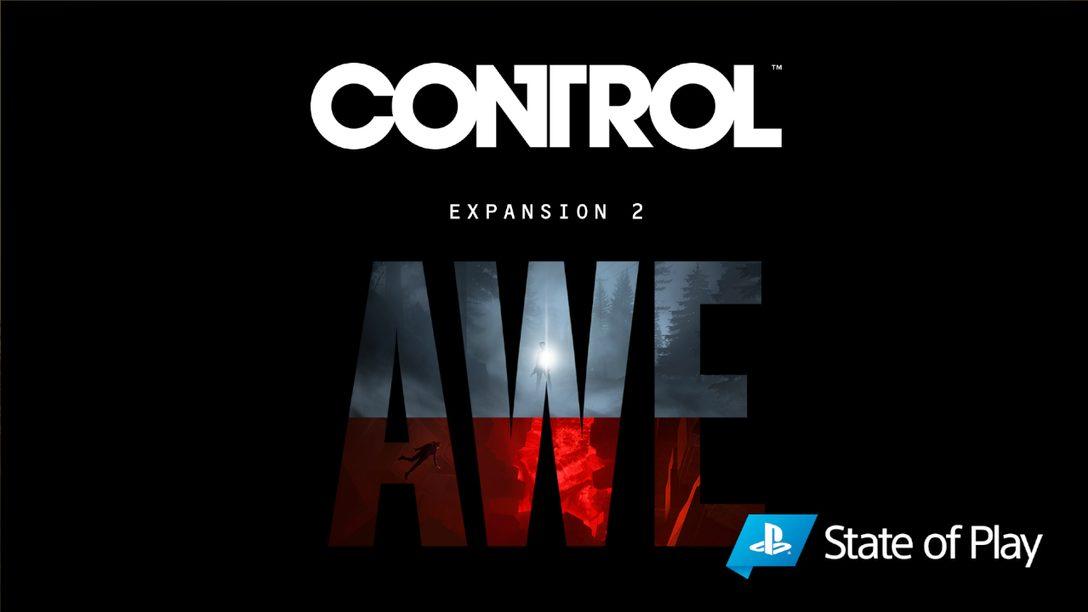 La expansión Control: AWE arrojará luz sobre nuevos misterios el 27 de agosto