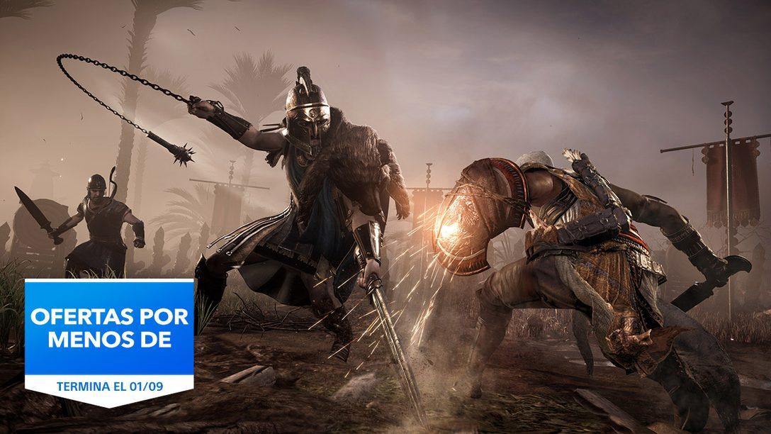 La promoción Ofertas por Menos De regresa a PlayStation Store