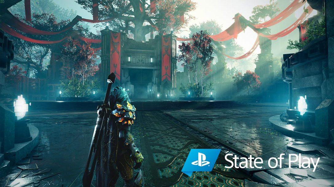 Cómo Godfall da vida a un intenso combate cuerpo a cuerpo en PS5