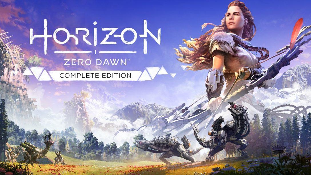Horizon Zero Dawn Complete Edition se estrena hoy en PC