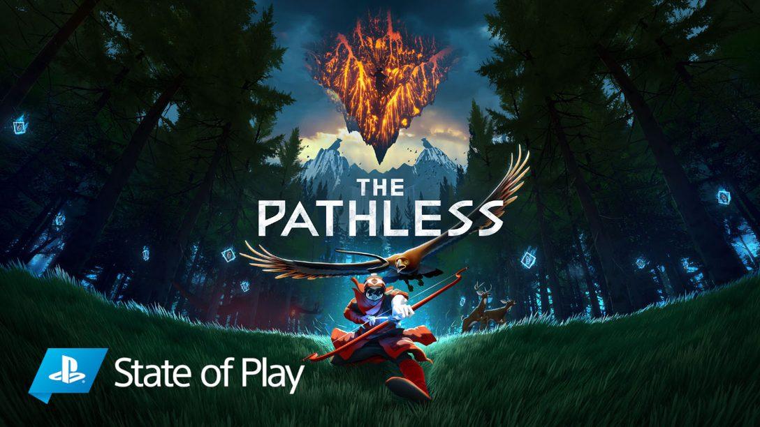 The Pathless: detalles del gameplay de esta aventura poco convencional en un mundo abierto.
