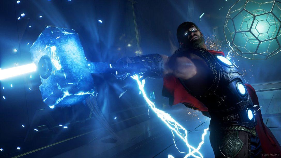 Tu primer fin de semana en Marvel's Avengers, espéralo mañana en PS4