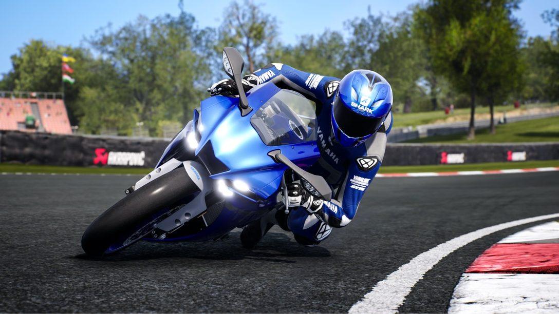Ride 4 lleva las carreras a todo un nuevo nivel en PS5