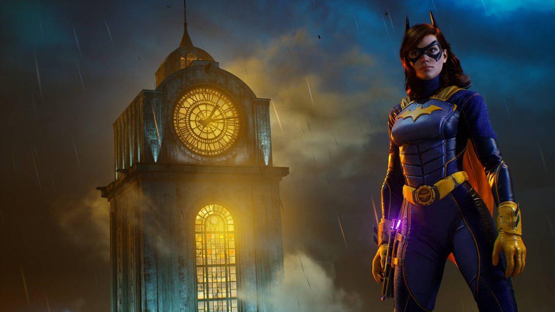 Construyendo un mundo sin Batman: Un primer vistazo a Gotham Knights