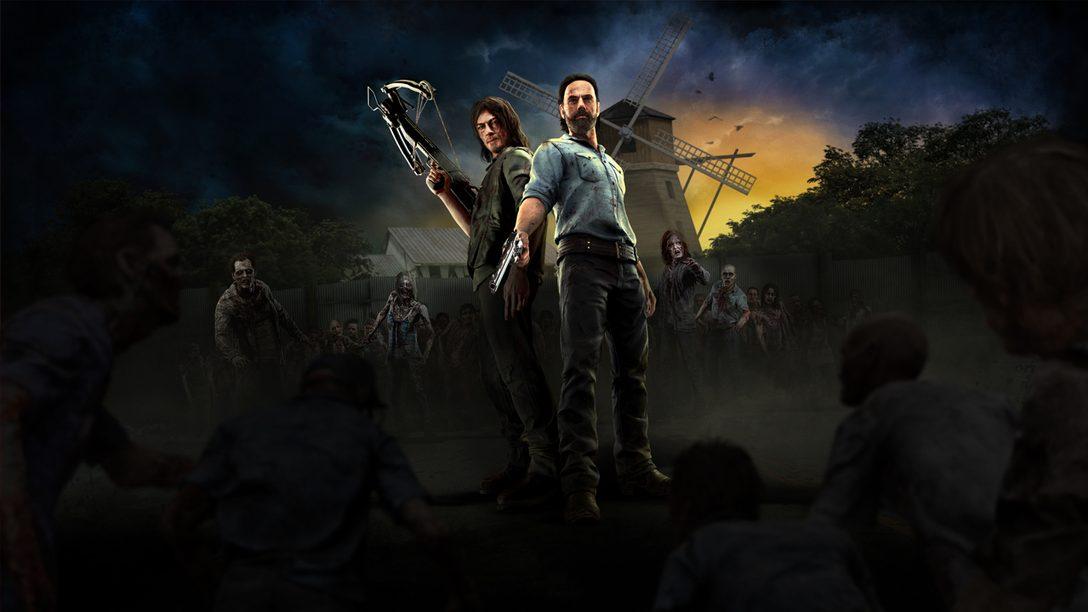Reconstruyendo a Alexandria y creando el arsenal de tus sueños en The Walking Dead Onslaught
