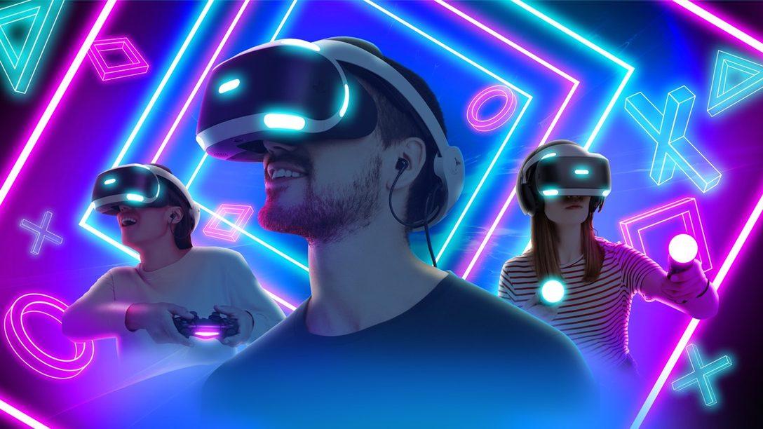 PS VR Spotlight empieza hoy