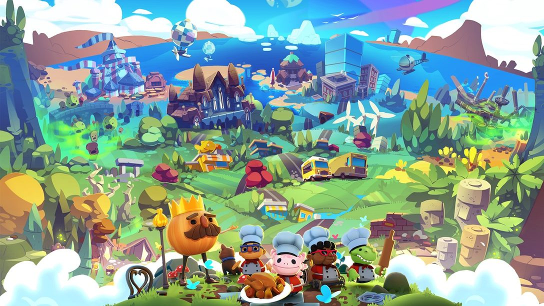 Overcooked! All You Can Eat ofrecerá opciones de accesibilidad y modo Assist