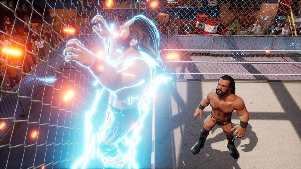 Cinco consejos para luchar sin límites en WWE 2K Battlegrounds