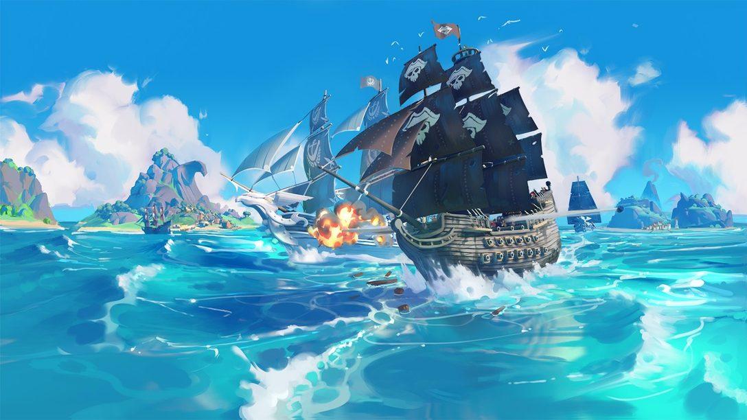 Del rey del camino a King of the Seas, espéralo a final de año