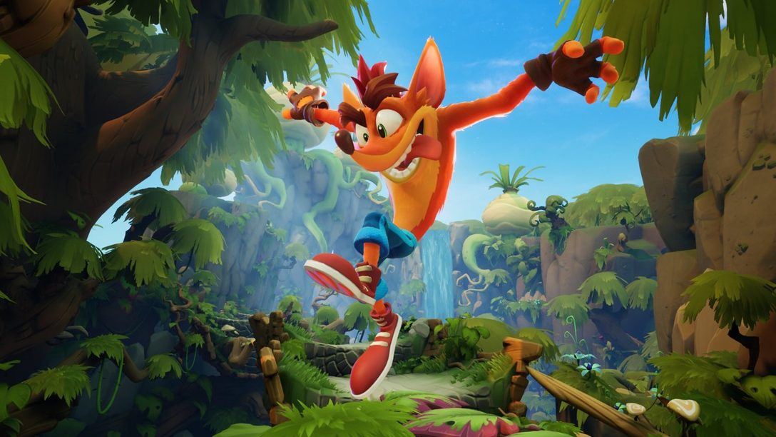 El demo de Crash Bandicoot 4: It's About Time girará desde hoy en PS Store