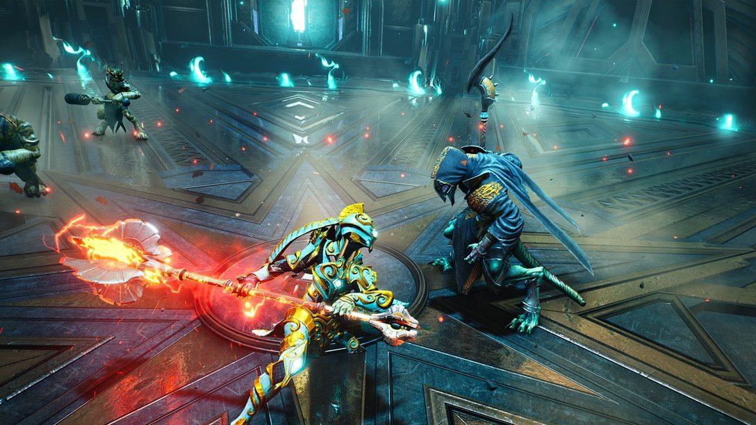 Prepárate para la batalla con este profundo vistazo a las técnicas de combate de Godfall