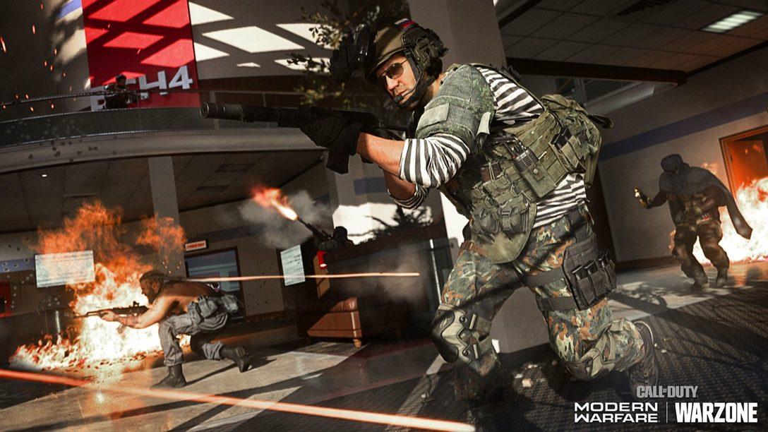 La Temporada Seis de Call of Duty: Modern Warfare agrega un veloz sistema de metro subterráneo