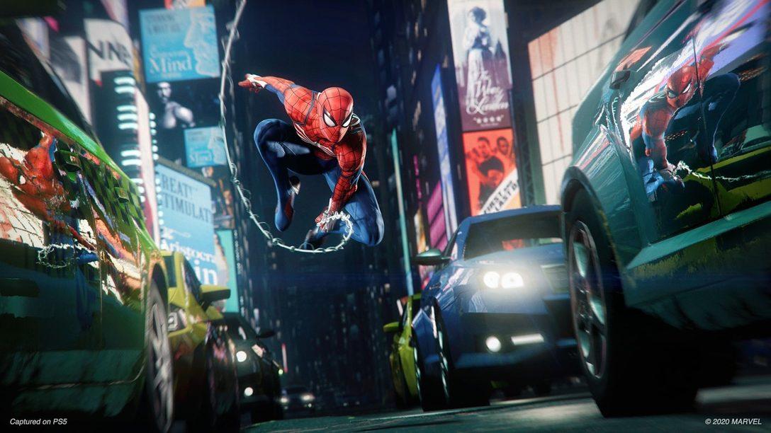 Detalles de Marvel's Spider-Man Remastered