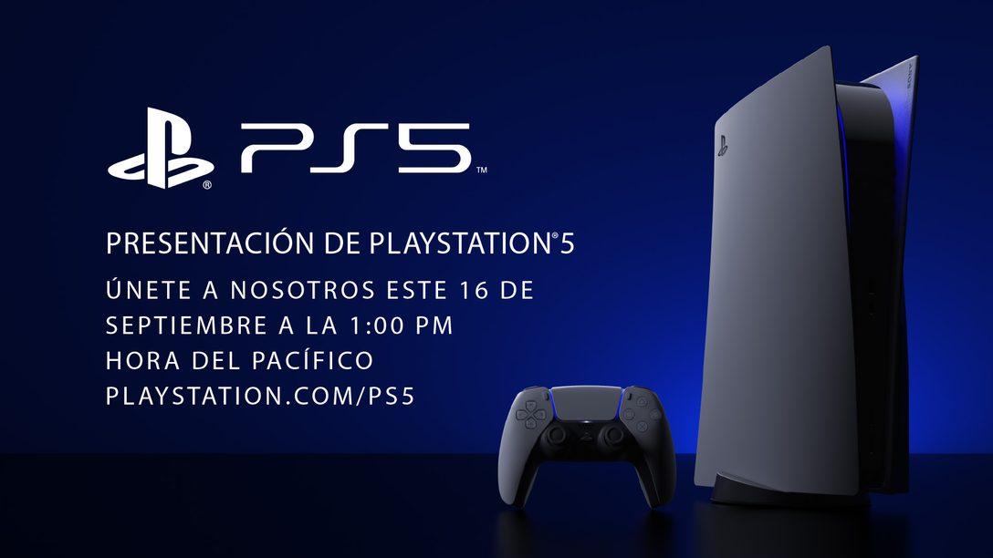 Ver en vivo: Presentación de PlayStation 5, miércoles, 16 de septiembre