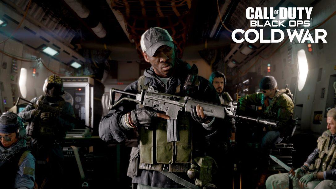 Revelamos el Multijugador de Call of Duty: Black Ops Cold War