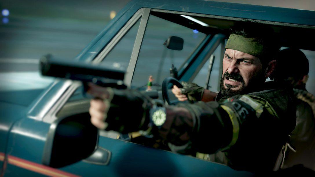 Se reveló el primer gameplay de la Campaña de Call of Duty: Black Ops Cold War
