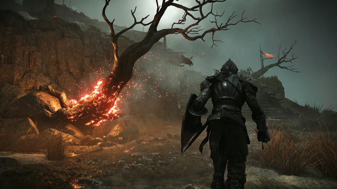 Demon's Souls – Primer avance de juego en PS5