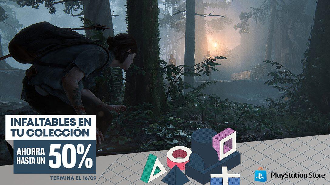 The Last of Us Part II encabeza la promoción Infaltables en tu Colección de PlayStation Store