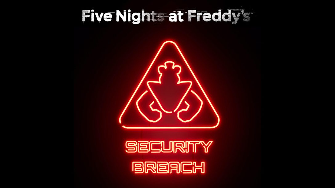 Se reveló Five Nights at Freddy's: Security Breach para PS5