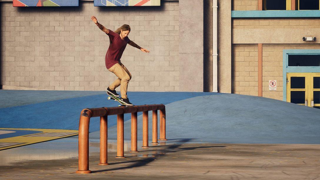 El legado continúa: Tony Hawk's Pro Skater 1 + 2 se lanza mañana