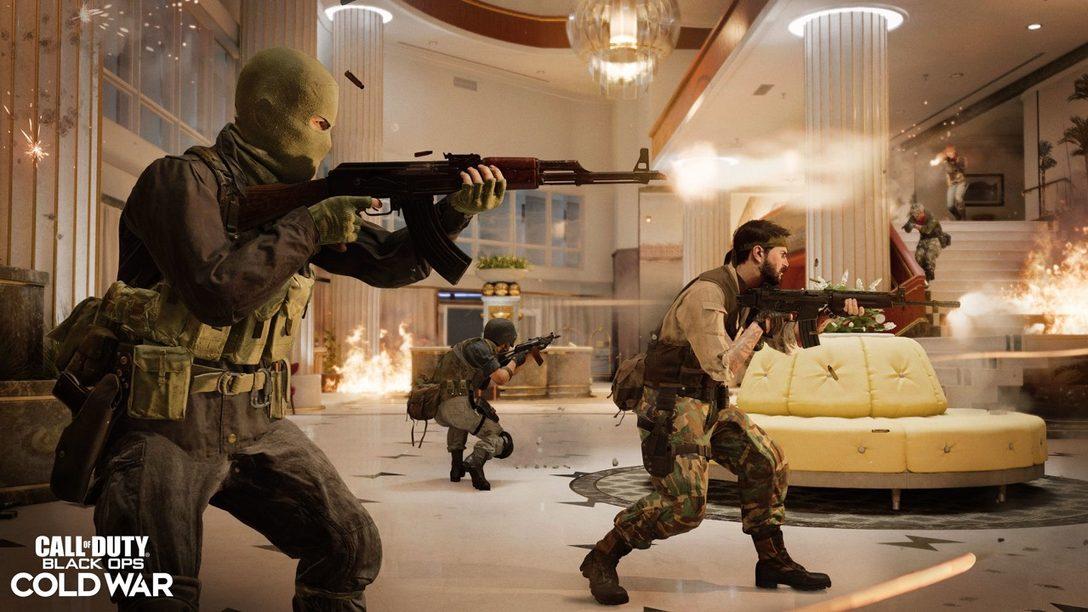 Beta de Call of Duty: Black Ops Cold War – Todo lo que necesitas saber