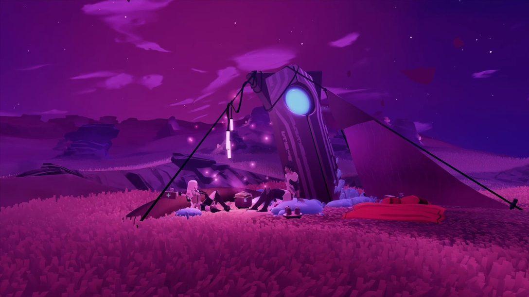 Desglosando los tres lados del gameplay de Haven