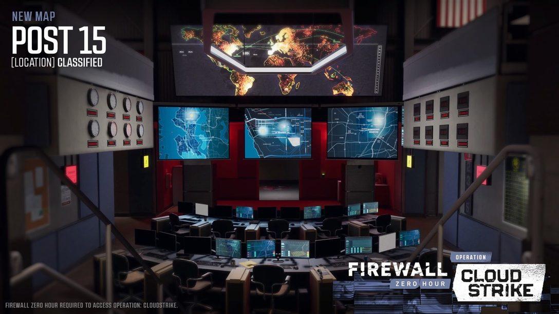 Firewall Zero Hour celebra su segundo aniversario con la nueva temporada Operation: Cloudstrike