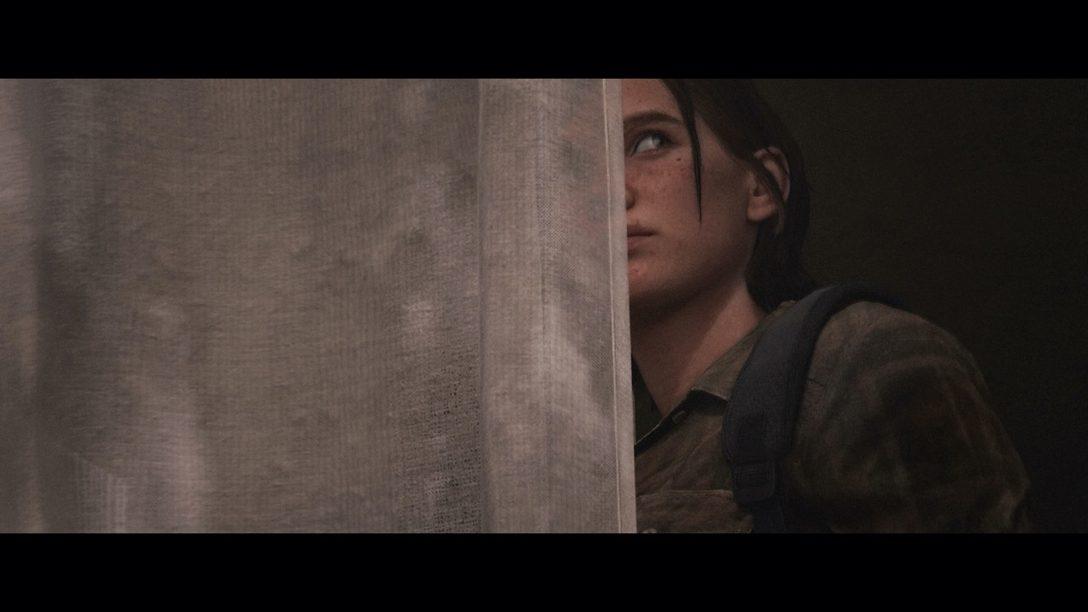 Guía de Naughty Dog para el Modo de Foto de The Last of Us Part II