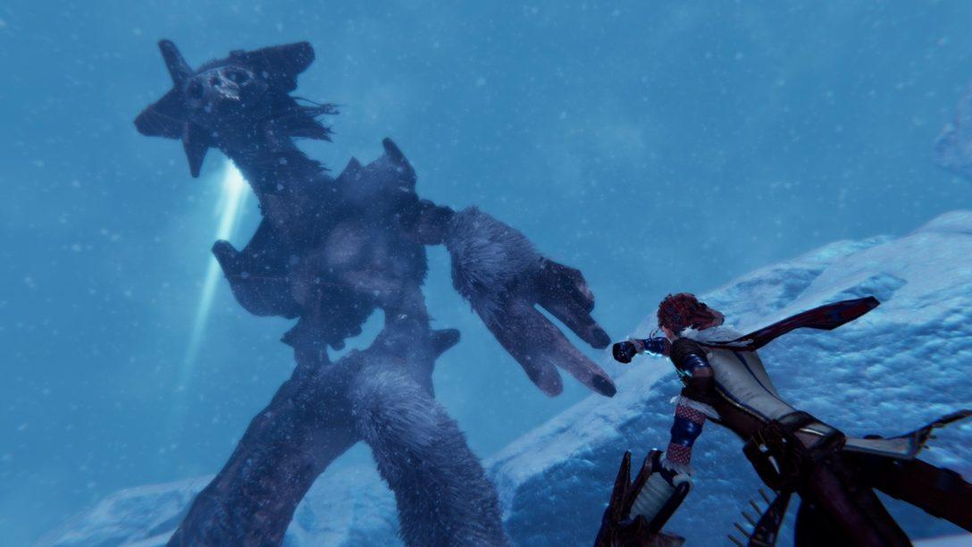 Praey for the Gods llegará a PS5 y PS4 a principios de 2021