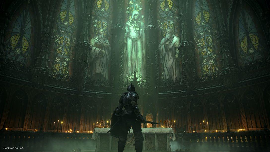 Nuevo gameplay de Demon's Souls revela jefes, locaciones y más