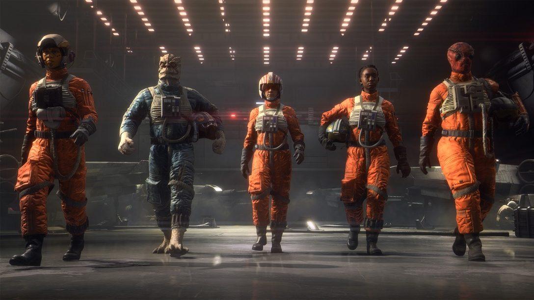 Cinco consejos para prepararte a despegar en Star Wars: Squadrons, ya disponible