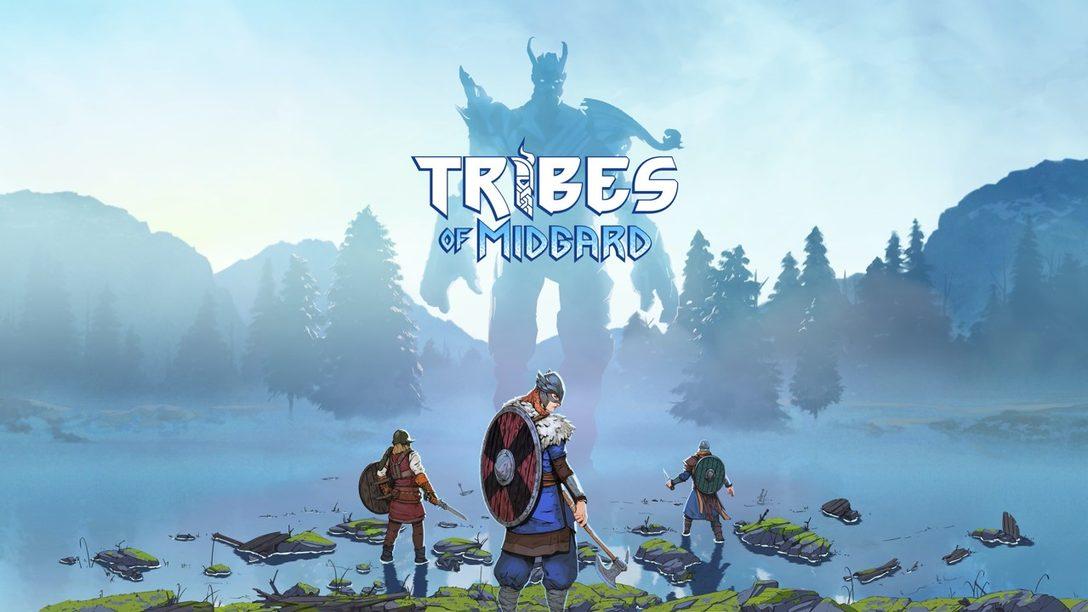 Lucha contra el fin del mundo en Tribes of Midgard